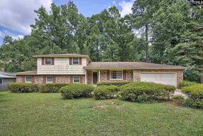 Columbia Single Family Home For Sale: 2702 Woodland Hills East