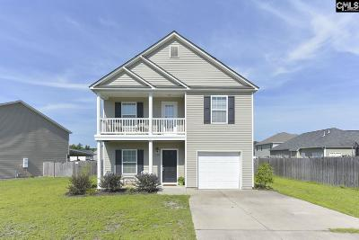 Lexington County, Richland County Single Family Home For Sale: 108 Sandy Path