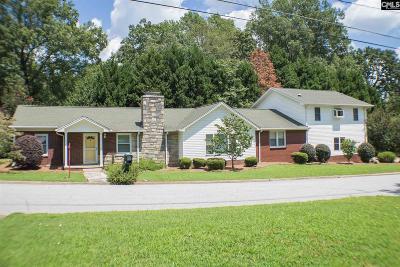 Newberry County Single Family Home For Sale: 1126 Douglas