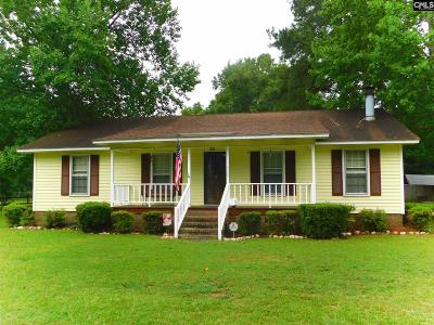 Batesburg, Leesville Single Family Home For Sale: 335 Boatwright