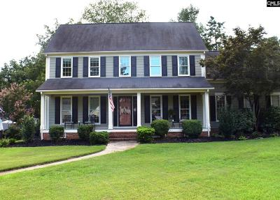 Columbia Single Family Home For Sale: 127 Winding