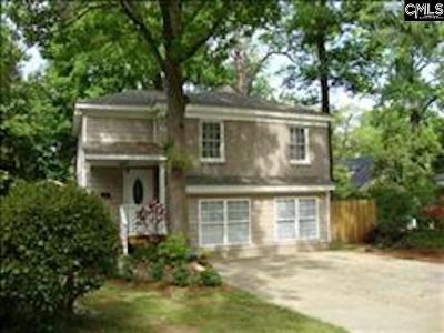 Forest Acres, Shandon Single Family Home For Sale: 121 Ott