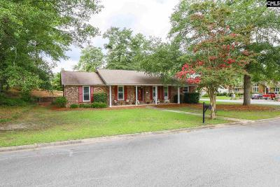Cayce, Springdale, West Columbia Single Family Home For Sale: 125 Marabou Dr