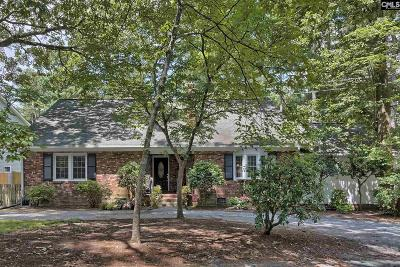 Forest Acres, Shandon Single Family Home For Sale: 4743 Spring Branch