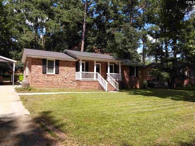 Lexington County, Richland County Single Family Home For Sale: 510 Sedgefield