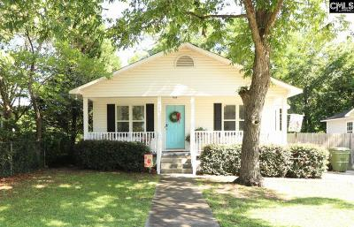 Single Family Home For Sale: 706 Holland