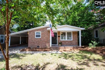 Columbia Single Family Home For Sale: 803 Howard