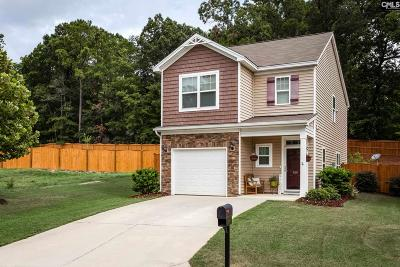 Blythewood Single Family Home For Sale: 598 Flat Creek