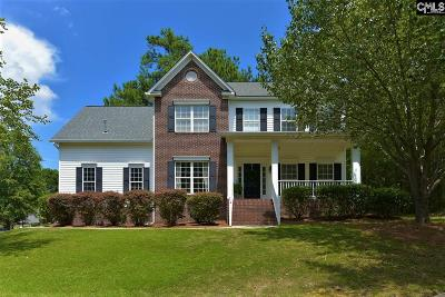 Irmo Single Family Home For Sale: 114 Amberwood