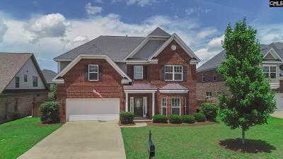 Lexington Single Family Home For Sale: 341 Pisgah Flats