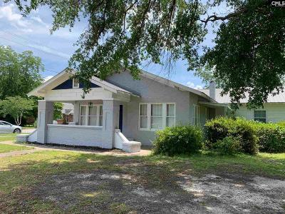 Kershaw SC Single Family Home For Sale: $85,000