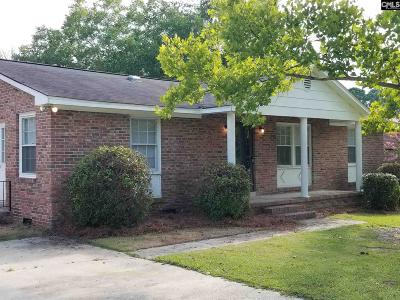Columbia Single Family Home For Sale: 3513 Padgett