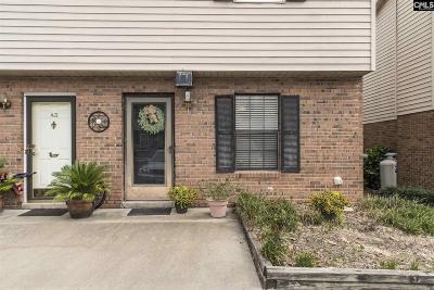 Cayce, Springdale, West Columbia Townhouse For Sale: 4 Misti