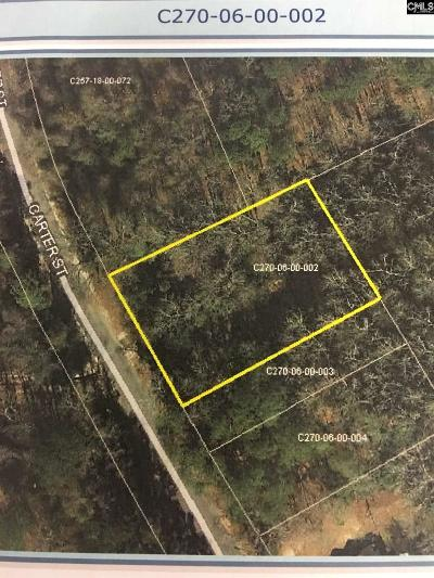 Kershaw County Residential Lots & Land For Sale: 2338 Carter