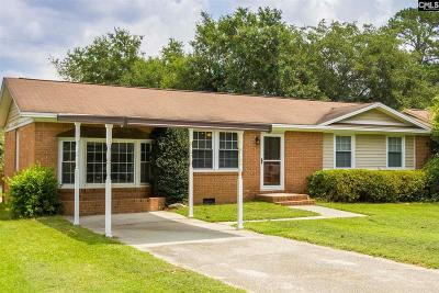 Cayce, Springdale, West Columbia Single Family Home For Sale: 2349 Camelia