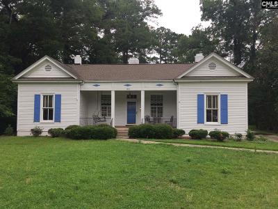 Newberry County Single Family Home For Sale: 1901 Harrington