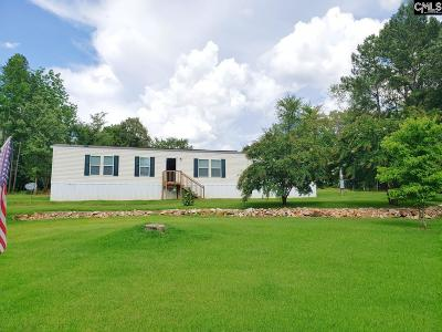 Newberry County Single Family Home For Sale: 598 Blacksgate