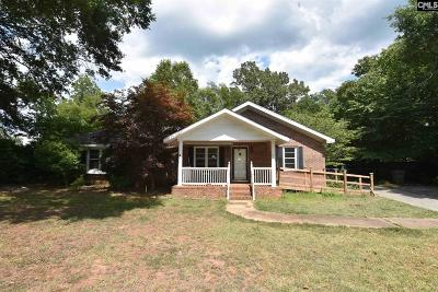 Edgefield SC Single Family Home For Sale: $69,000