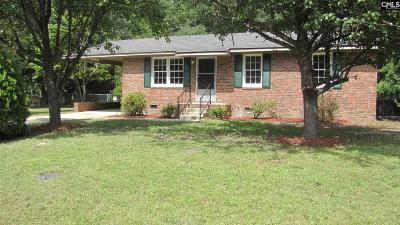 Kershaw County Single Family Home For Sale: 1005 Elgin Estate