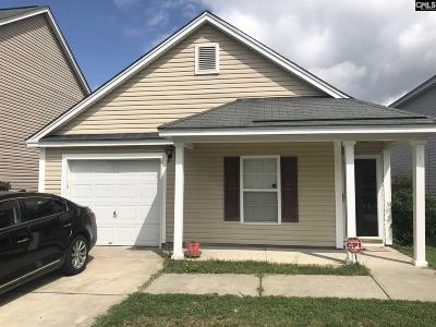 Columbia Single Family Home For Sale: 89 Springway