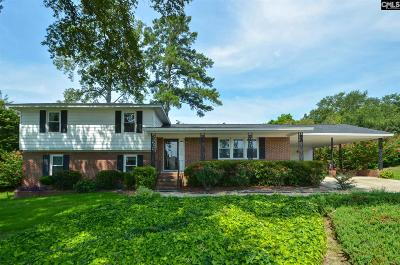 West Columbia Single Family Home For Sale: 406 S Eden