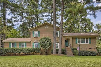 Richland County Single Family Home For Sale: 935 Cold Branch