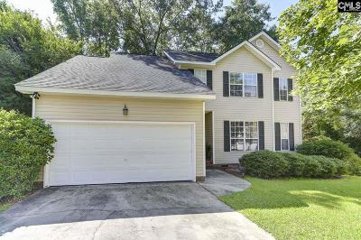 Irmo Single Family Home For Sale: 3 Shady Creek