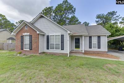 Single Family Home For Sale: 361 Pin Oak Dr