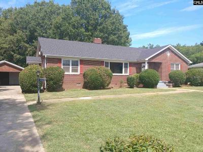 Saluda Single Family Home For Sale: 501 N Wise