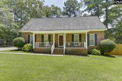West Columbia Single Family Home For Sale: 101 Laurel Oak