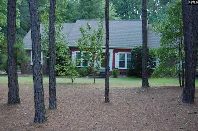 Kershaw County Single Family Home For Sale: 3 Hunters Point