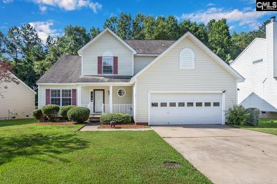 Irmo Single Family Home For Sale: 206 Concord Place