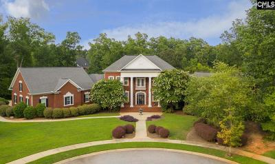 Lexington County, Richland County Single Family Home For Sale: 5 Cotting