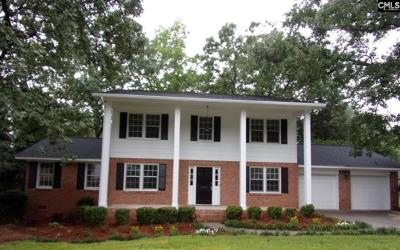 Richland County Single Family Home For Sale: 5905 Yorkshire