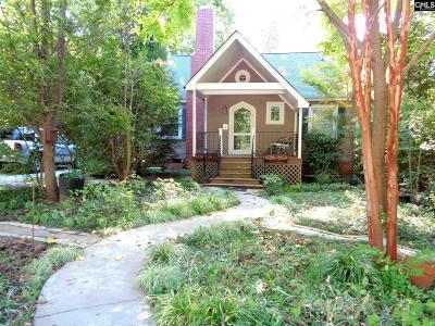 Newberry County Single Family Home For Sale: 1235 Calhoun