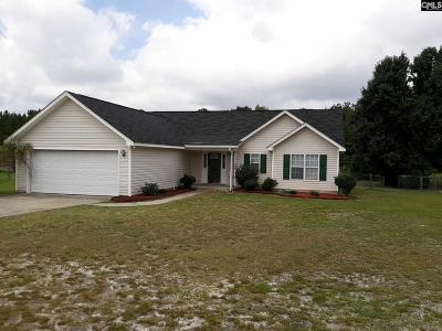 Kershaw County Single Family Home For Sale: 19 Magnolia Ridge