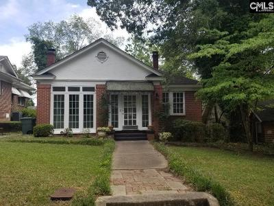 Richland County Single Family Home For Sale: 1706 Pinewood