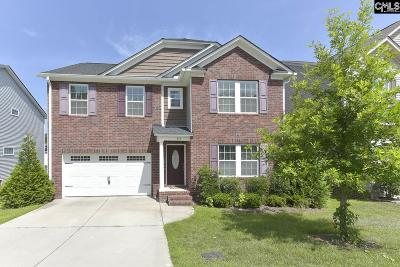 Blythewood Single Family Home For Sale: 614 Stonebury