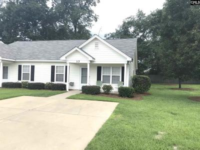 Lexington SC Single Family Home For Sale: $108,000