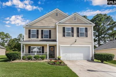 Columbia Single Family Home For Sale: 137 Summer Side Circle #1