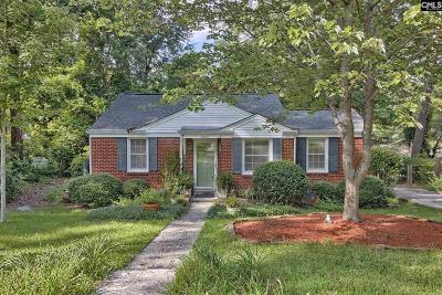 Columbia Single Family Home For Sale: 2520 Treeside