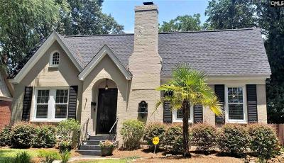 Forest Acres, Shandon Single Family Home For Sale: 2905 Monroe