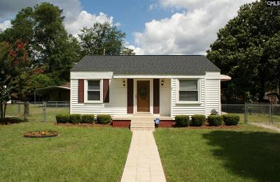 Cayce Single Family Home For Sale: 1216 Northland