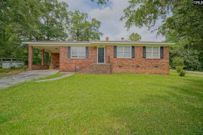 Monetta, Ridge Spring, Wagener, Johnston, Pelion, Newberry, Ward Single Family Home For Sale: 1129 Leita