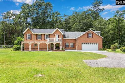 Richland County Single Family Home For Sale: 601 Appaloosa