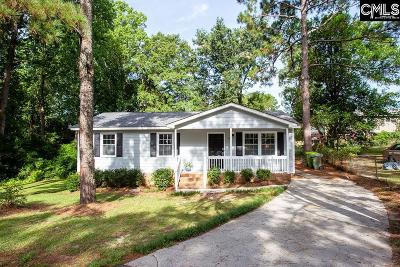 Blythewood Single Family Home For Sale: 10 Ralph