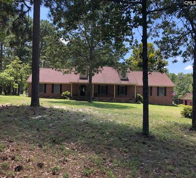 Lexington County Single Family Home For Sale: 140 Cannon Trail