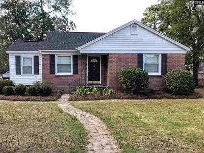 Lexington County Single Family Home For Sale: 1314 Northland