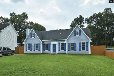 Irmo SC Single Family Home For Sale: $110,000