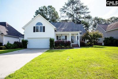 Kershaw County Single Family Home For Sale: 26 Training Track